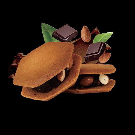 ガレットバターサンド チョコレート